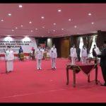 Pelantikan Tiga Pasangan Kepala Daerah di Sultra Berlangsung Khidmat