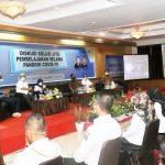 Wali Kota Kendari Bahas Solusi Jitu Belajar di Tengah Pandemi