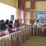 Sosialisasi Program Kapolri, Kapolda Sultra Temui Wali Kota Kendari