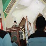 Wali Kota Kukuhkan Pengurus DPD BKPRMI Kendari