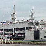 Teluk Kendari Diabadikan Jadi Nama Kapal Perang TNI-AL
