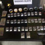 Pengedar Narkoba di Kendari Ditangkap, 34 Saset Sabu Siap Edar Disita Polisi