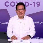 Koordinator Tim Pakar dan Juru Bicara Pemerintah Penanganan Covid-19, Wiku Adisasmito
