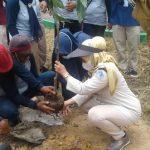 Peringati Hari Air Dunia ke-29, BWS Sulawesi IV Kendari Tanam Ratusan Pohon Produktif