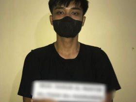Edarkan Sabu, Pemuda Asal Benu-Benua Diringkus Polisi
