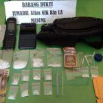 Polisi Ringkus Pengedar Sabu Diduga Jaringan Lapas Klas IIB Raha
