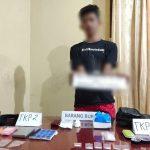 Sembunyikan Sabu di Pot Bunga, Dua Pria di Kendari Dibekuk Polisi