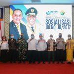 Dukung Pekerja Migran Asal Sultra, Pemprov Siap Kolaborasi dengan BP2MI