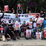 Peringati Hari Kebebasan Pers, FJK Desak Semua Pihak Hentikan Kekerasan Terhadap Jurnalis