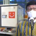 : 6 Juta Dosis Vaksin Covid-19 Tahap 10 Tiba di Indonesia