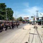 Pasca Ricuh, Polisi Amankan Lokasi Bentrokan Dua Kelompok