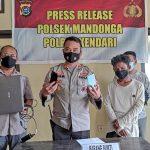 Buron 4 Bulan, Pencuri Handphone dan Leptop Berhasil Ditangkap di Baubau