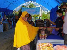 Disperindag Sultra Sukses Gelar Pasar Murah Ramadan 2021