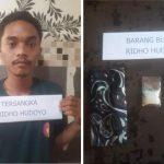 Sembunyikan Sabu, Seorang Mahasiswa di Kendari Dibekuk Polisi