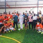 Buka IKA SMANSA Championship 2021, Wawali: Langkah Positif Dorong Generasi Muda Berkreasi