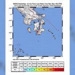 Gempa Tektonik 2.7 SR Guncang Wilayah Bau-Bau