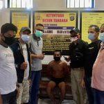 11 Hari Kabur, Tahanan Narkoba Berhasil Ditangkap Polisi di Kapal Ikan