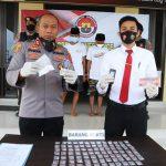 Edarkan Sabu 95 Gram, Dua Pria di Kendari Dibekuk Polisi