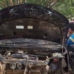 Mobil Rombongan Mahasiswa UHO Kendari Menabrak Pohon, 5 Orang Meninggal