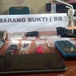 Simpan Sabu, Seorang Guru di Baubau Diamankan Polisi