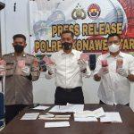 Polres Konut Bongkar Dugaan Kasus Pungli Kades dan Sekdes Morombo Pantai