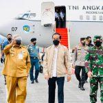 Kunjungi Kendari, Presiden Ingin Pastikan Pemda Aktif dalam Penanganan Covid-19