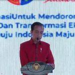 Berlangsung Hikmat, Munas Kadin Resmi Dibuka Presiden