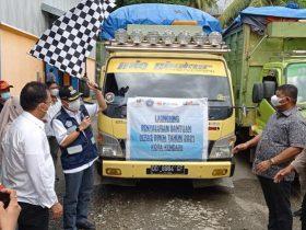 PPKM, 21 ribu Warga Kota Kendari Terima Bantuan Beras