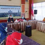 Curhat ke Wali Kota Kendari, 60 Nakes Lepas Minta Diangkat Jadi Honorer