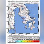 Gempa Kekuatan 3,9 SR Guncang Pomalaa