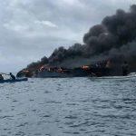 Kapal Rute Sikeli- Bombana Terbakar, Penumpang dan ABK Selamat
