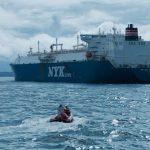 KPP Evakuasi WN Filipina di Perairan Saponda