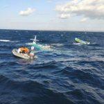 Tugbout Tabrakan dengan Kapal Nelayan di Konsel, 1 Orang Hilang