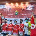 Juarai Grup A, Tim Esport Sultra Siap Rebut Medali di PON Papua