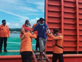 Kapal Muat Kopra Tenggelam di Laut Banda, 3 ABK Meninggal 1 Selamat