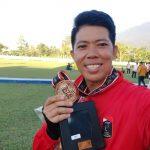 Atlet Konawe Utara Raih Medali Emas di PON ke XX