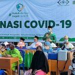 PC NU Konawe Gelar Vaksinasi Massal dan Mukercab