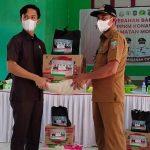 Apresiasi Penanganan Covid-19, DPRD Konut Turut Berperan Langsung Salurkan Bantuan Sembako