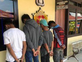 Seorang Remaja di Konawe Diperkosa 4 Pria