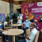 Resmikan Media Center PON XX Papua, Ketua PWI Pusat: Ini Pengabdian Pers Untuk Olahraga