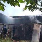 Satu Rumah di Kendari Terbakar, Diduga Akibat Tabung Gas Bocor